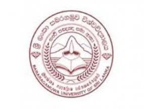 Sabaragamuwa University reopens on Monday (21)