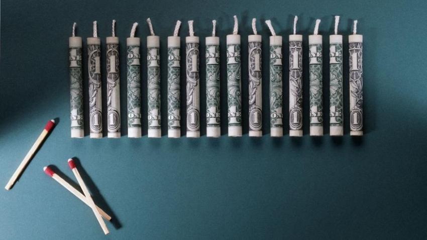 Does e-money make you spend more?
