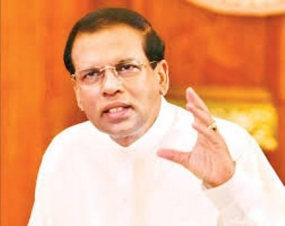 President to make special statement on Bond Commission report
