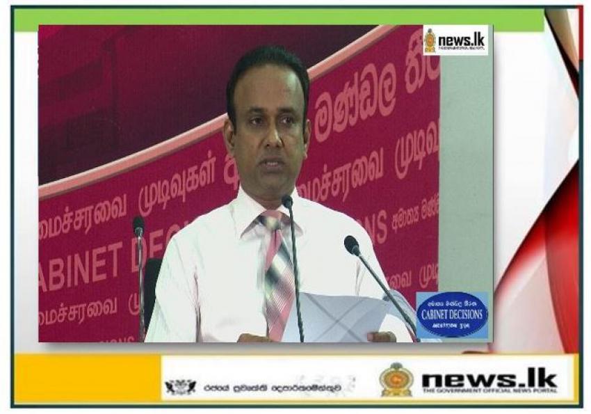 Sri Lanka takes measures to systematically repatriate Sri Lankans