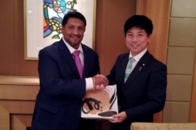 Japan assures support to Sri Lanka
