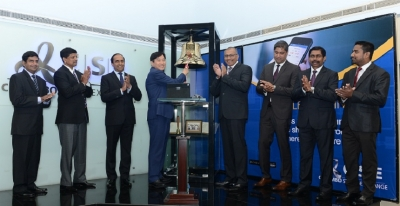 ACG Chairman rings CSE opening bell
