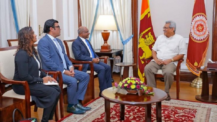 Sri Lanka – Maldives for a free and open Indian Ocean