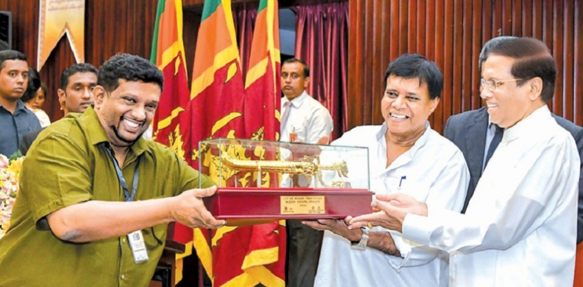 West teaching Lanka on human rights hilarious - President