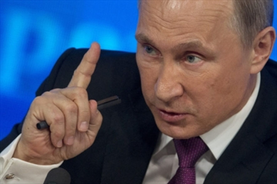 Putin saved Russia from disintegration - Gorbachev
