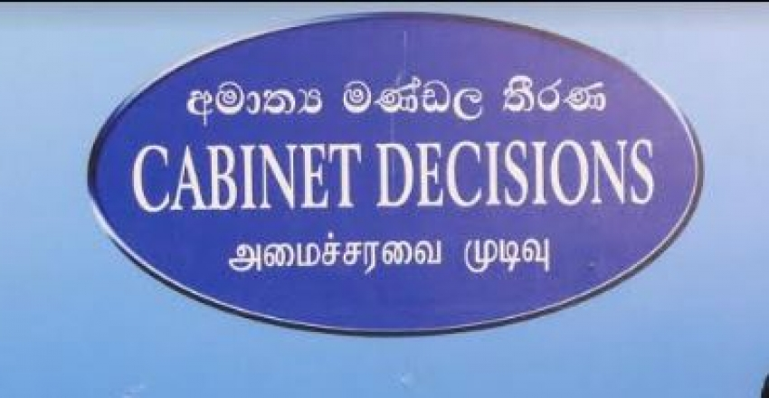 Cabinet Decision on 27.02.2020