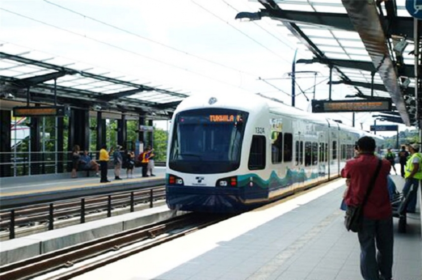 Preliminary work on light rail project commences