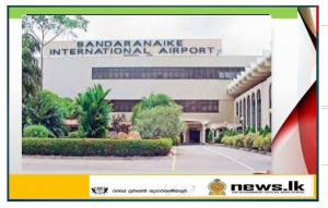 Sri Lanka to reopen airport for tourists from today