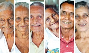 Sri Lanka best country in SA for elders