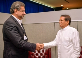 Continued assistance to Sri Lanka – Pakistan PM