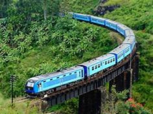Up- country train service back to normal