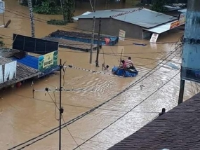 Disaster situation still continues: landslides, floods possible