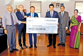 CMPort pays second tranche of USD 97.3 mn in H'tota Port investment