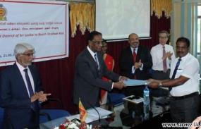 Batticaloa District landmine free