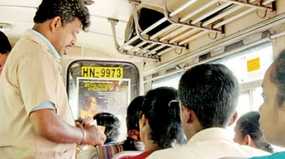 Govt. increases subsidy for concessionary bus services