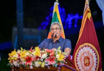 "President  emphasized need a service of ""works for the people"""