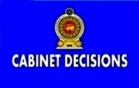 Decisions taken by the Cabinet of Ministers at its meeting held on 30-03-2016
