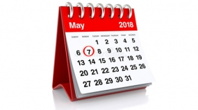 May 7 declared public & bank holiday instead of May 1