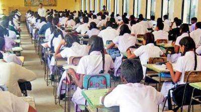 G.C.E. Ordinary Level exam commences today