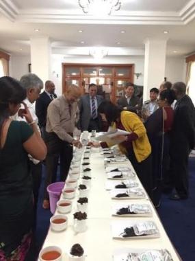 """""""Ceylon Tea Week"""" held in Beijing"""