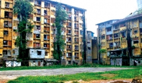 Modernization of 18 Housing Schemes under 'Nagamu Purawara'