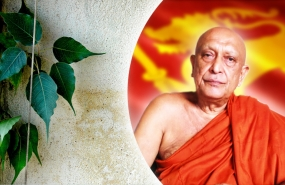 The struggle made by Ven.Maduluwawe Sobitha Thero for a democratic society is unparalleled - President