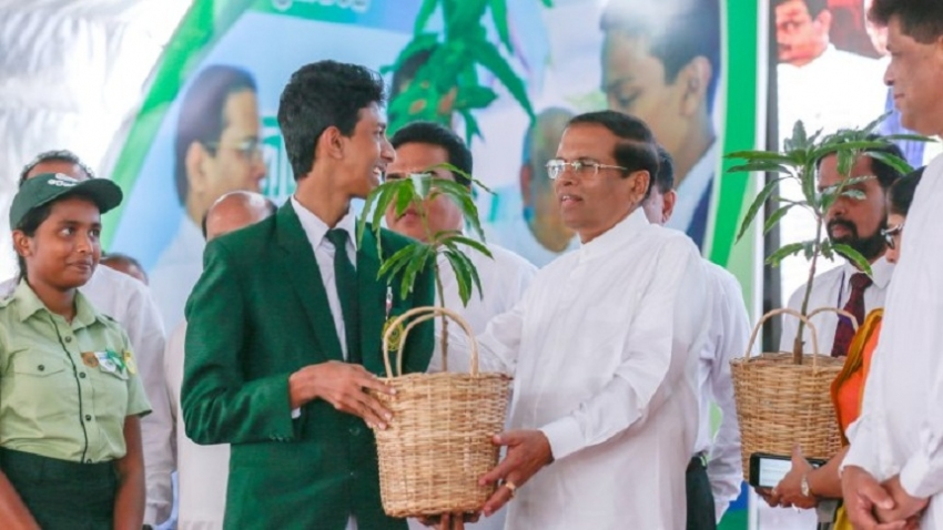 PRESIDENT VOWS STERN ACTION