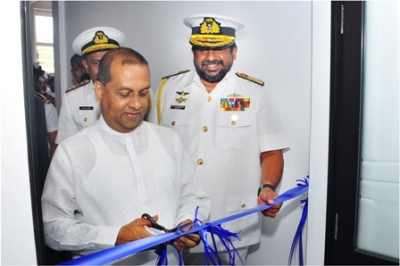 New Navy Hydrographic Office established