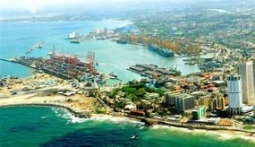 Colombo Port ranked World's No 1
