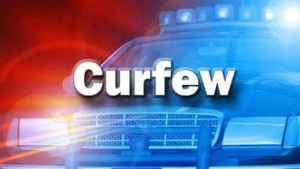 Police curfew re-imposed island-wide