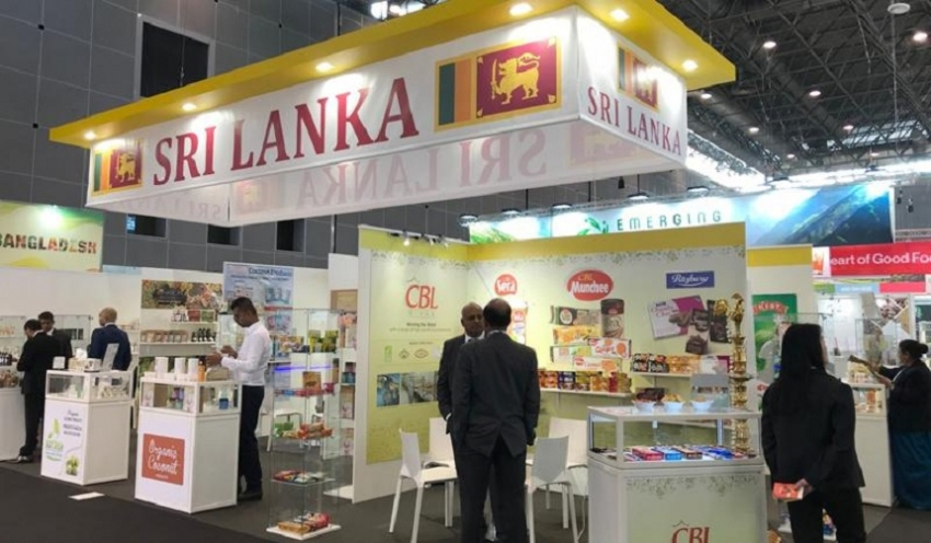 Lankans secure food export orders in Paris