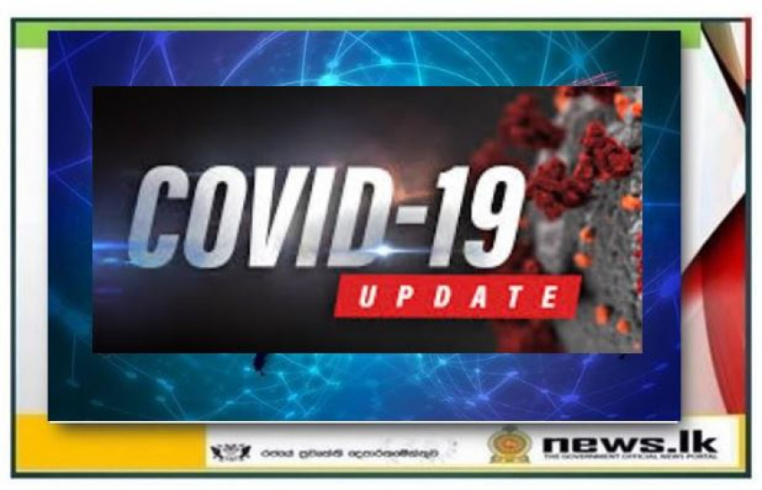 Total number of Covid19 cases- 7521