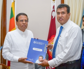 Nine new District Organizers for SLFP
