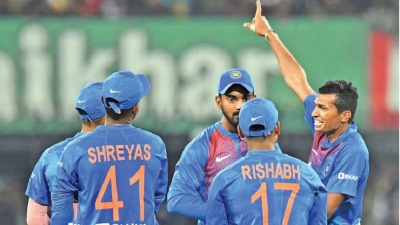 India beat Sri Lanka by seven wickets in second Twenty20