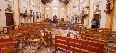 Easter Sunday attacks:President promises to bring those responsible to book