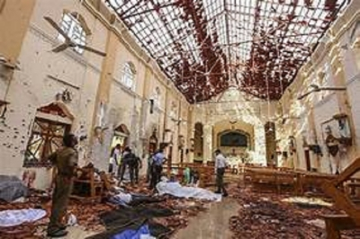 Rs. 400 Mn in donations to RC Church for Easter terror victims