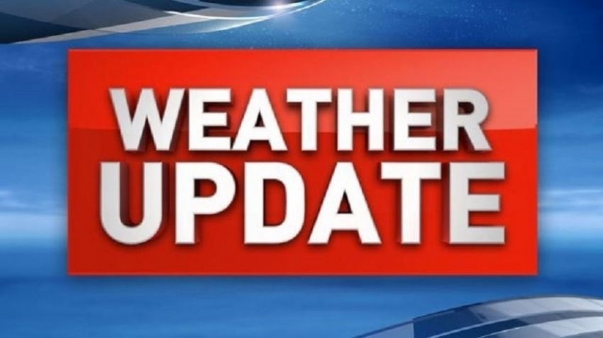 Rain to enhance over the island today and tomorrow