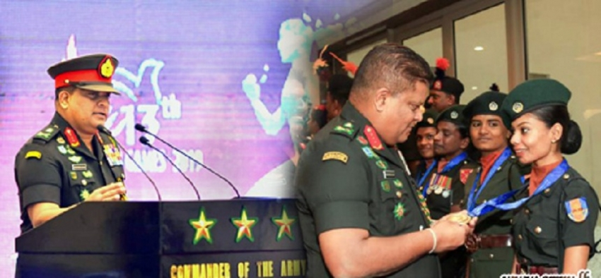 Army's SAG winners felicitated
