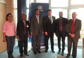 Sri Lanka to promote collaboration with the WMO