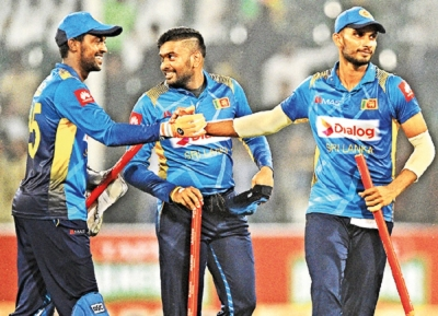 New-look Sri Lanka shock Pakistan