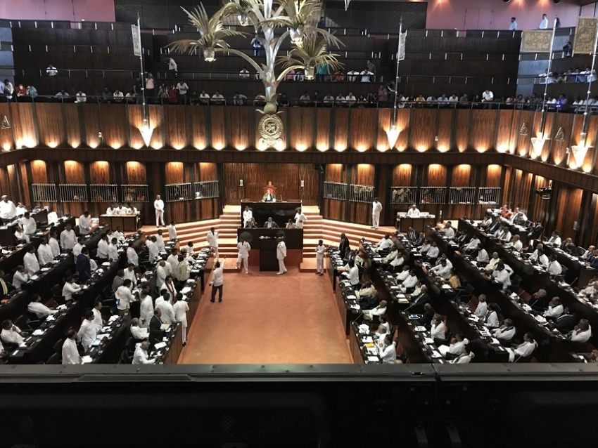 Parliament meets again on 5th