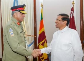 Sri Lanka has achieved a significant development– Pakistan Army Chief