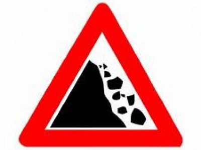 Landslide warnings for four districts