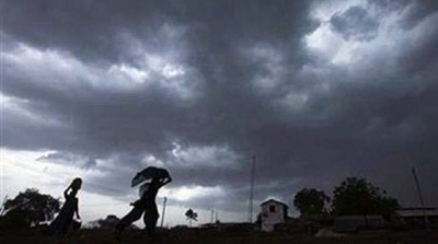 Thundershowers expected in several provinces