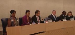 UNHRC adopts Sri Lanka's UPR report