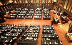 Parliament to debate on Bond Commission findings