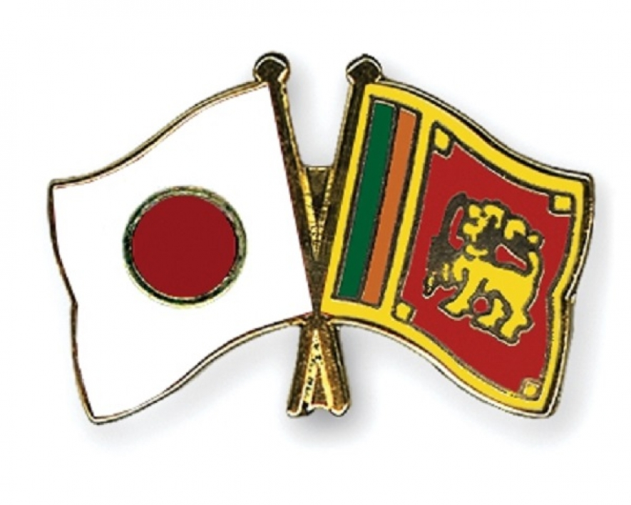 Japanese Foreign Minister's Commendation 2014 awarded to a Sri Lankan