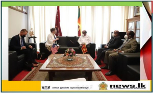 The United States will continue to support Sri Lanka's fight against Covid-19 by providing ongoing support to the COVAX facility - US Ambassador