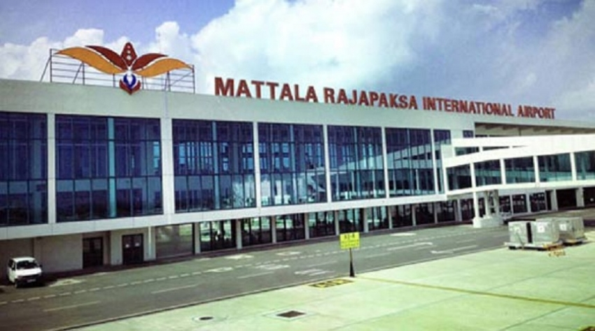 Plans to develop Mattala airport as a cargo airport