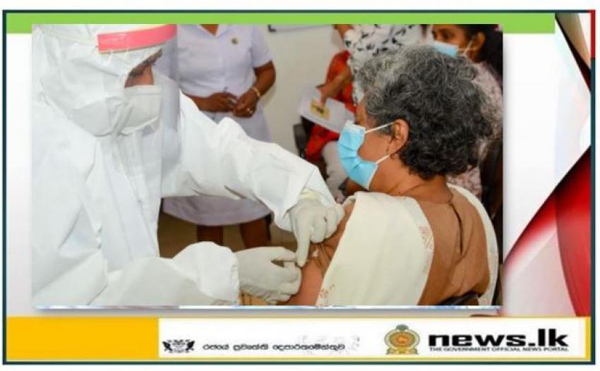 Progress of COVID-19 Immunization - 925,242